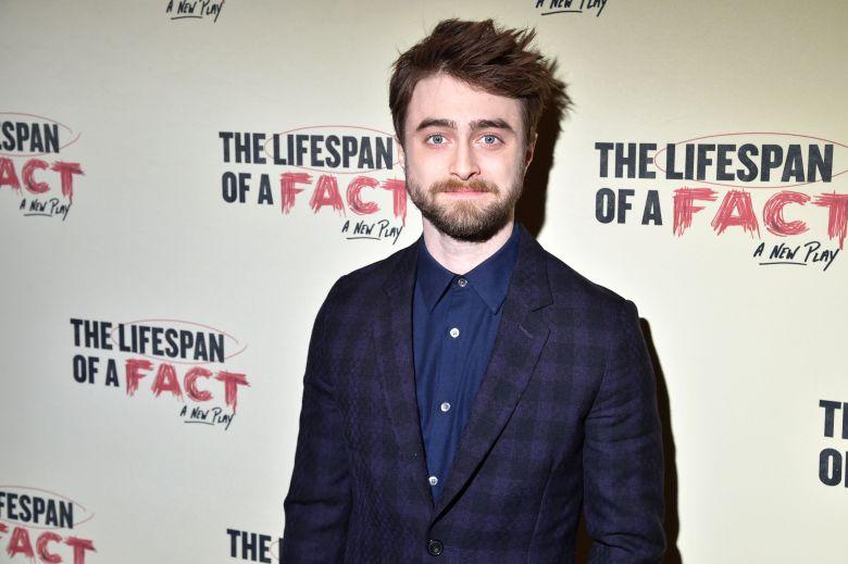 Daniel Radcliffe Lifespan of a Fact