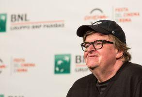 Michael Moore'Fahrenheit 11/9' photocall, Rome Film Festival, Italy - 20 Oct 2018