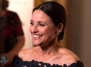 Julia Louis-Dreyfus arrives at the Kennedy Center for the Performing Arts for the 21st Annual Mark Twain Prize for American Humor presented to Julia Louis-Dreyfus, in Washington, D.C21st Annual Mark Twain Prize to Julia Louis-Dreyfus - Arrivals, Washington, USA - 20 Oct 2018