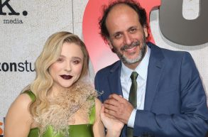 Chloe Grace Moretz and Luca Guadagnino'Suspiria' film premiere, Arrivals, Los Angeles, USA - 24 Oct 2018