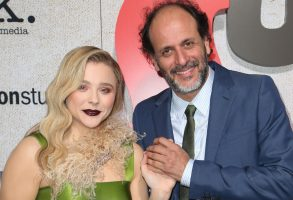 Chloe Grace Moretz and Luca Guadagnino'Suspiria' film premiere, Arrivals, Los Angeles, USA - 24 Oct 2018