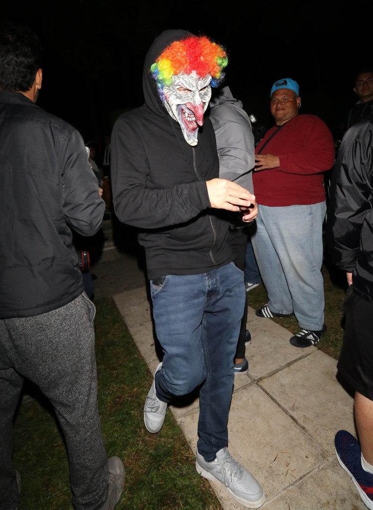 Leonardo DiCaprioCasamigos Halloween Party, Los Angeles, USA - 26 Oct 2018