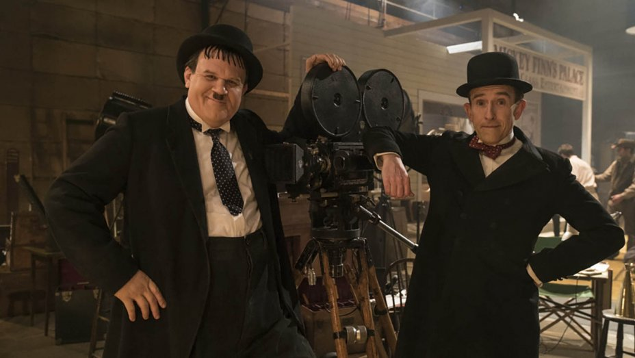 'Stan & Ollie' Review: John C. Reilly and Steve Coogan Were Born Play Laurel and Hardy in This Bittersweet Little Movie