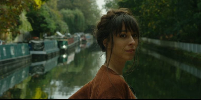 "Oona Chaplin in ""Anchor and Hope"""