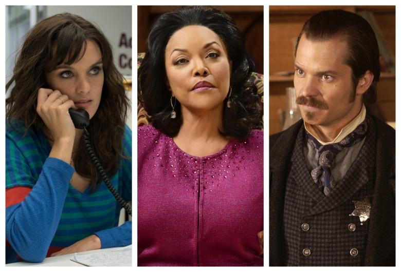 """SMILF,"" ""Greenleaf,"" ""Deadwood"""