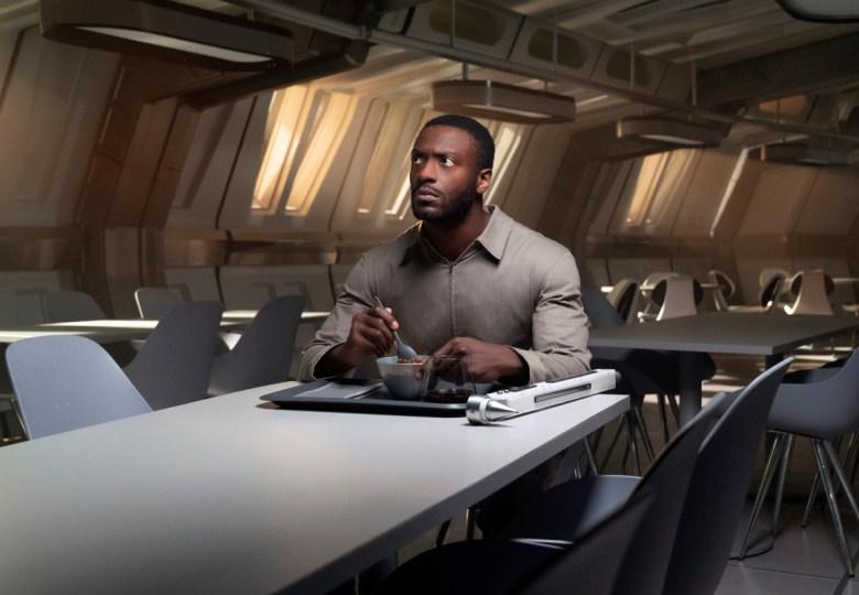 """Star Trek: Short Treks - Calypso."""