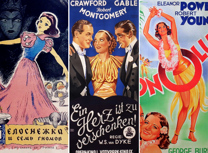 The Italian Job 3    British Movie Posters Classic Vintage /& Films