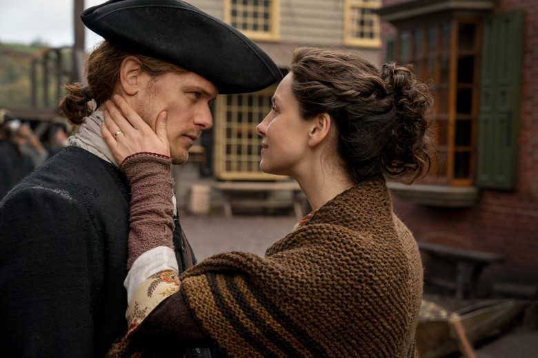 Outlander Season 4 Review Claire Jamie Reunite In An Ugly