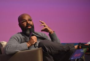 Salim Akil Warner Bros. Television Group 'Black Lightning' presentation, The Contenders Emmys presented by Deadline Hollywood, Los Angeles, USA - 15 Apr 2018