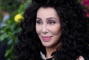 Cher'Mamma Mia! Here We Go Again' film premiere, Arrivals, London, UK - 16 Jul 2018