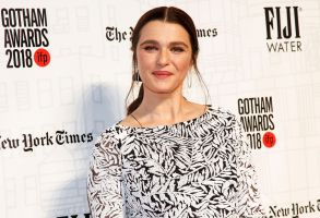 Rachel Weisz attends the 28th annual Independent Filmmaker Project's Gotham Awards at Cipriani Wall Street, in New York2018 IFP Gotham Awards - Arrivals, New York, USA - 26 Nov 2018