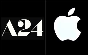 A24 and Apple Enter Agreement to Produce Multiple Films Over Several Years