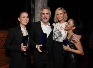 IndieWire Honors 2018: Inside the Awards Ceremony With Natalie Portman, Charlize Theron, and More (Photos)