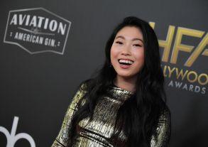 AwkwafinaHollywood Film Awards, Arrivals, Los Angeles, USA - 04 Nov 2018