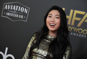 AwkwafinaHollywood Film Awards, Arrivals, Los Angeles, USA - 04 Nov 2018