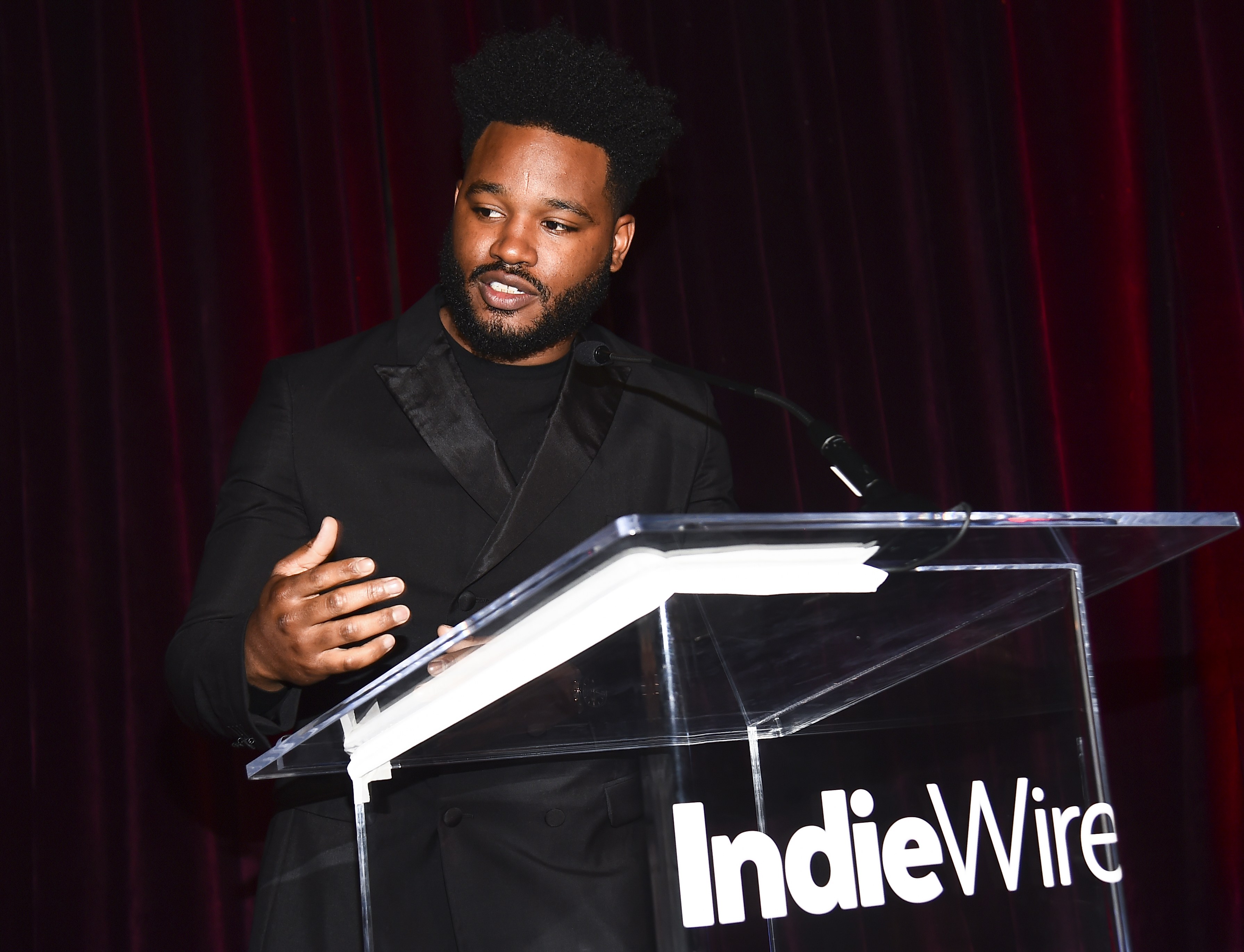 Ryan Coogler Knows 'Black Panther 2' Will Come With New Pressures, but He's Been There Before — IndieWire Honors