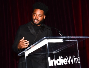 Ryan Coogler at the IndieWire Honors 2018 at No Name on November 1, 2018 in Los Angeles.