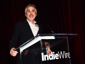 Alfonso Cuaron at the IndieWire Honors 2018 at No Name on November 1, 2018 in Los Angeles.