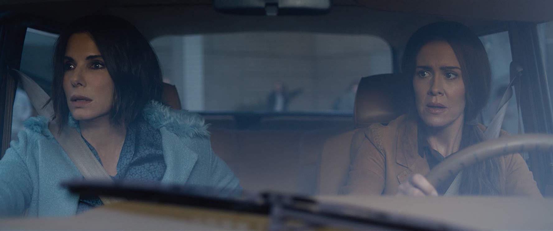 Bird Box Review Netflix S Sandra Bullock Thriller Is Intense