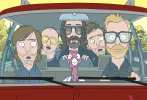 Bob's Burgers The National Thanksgiving Song