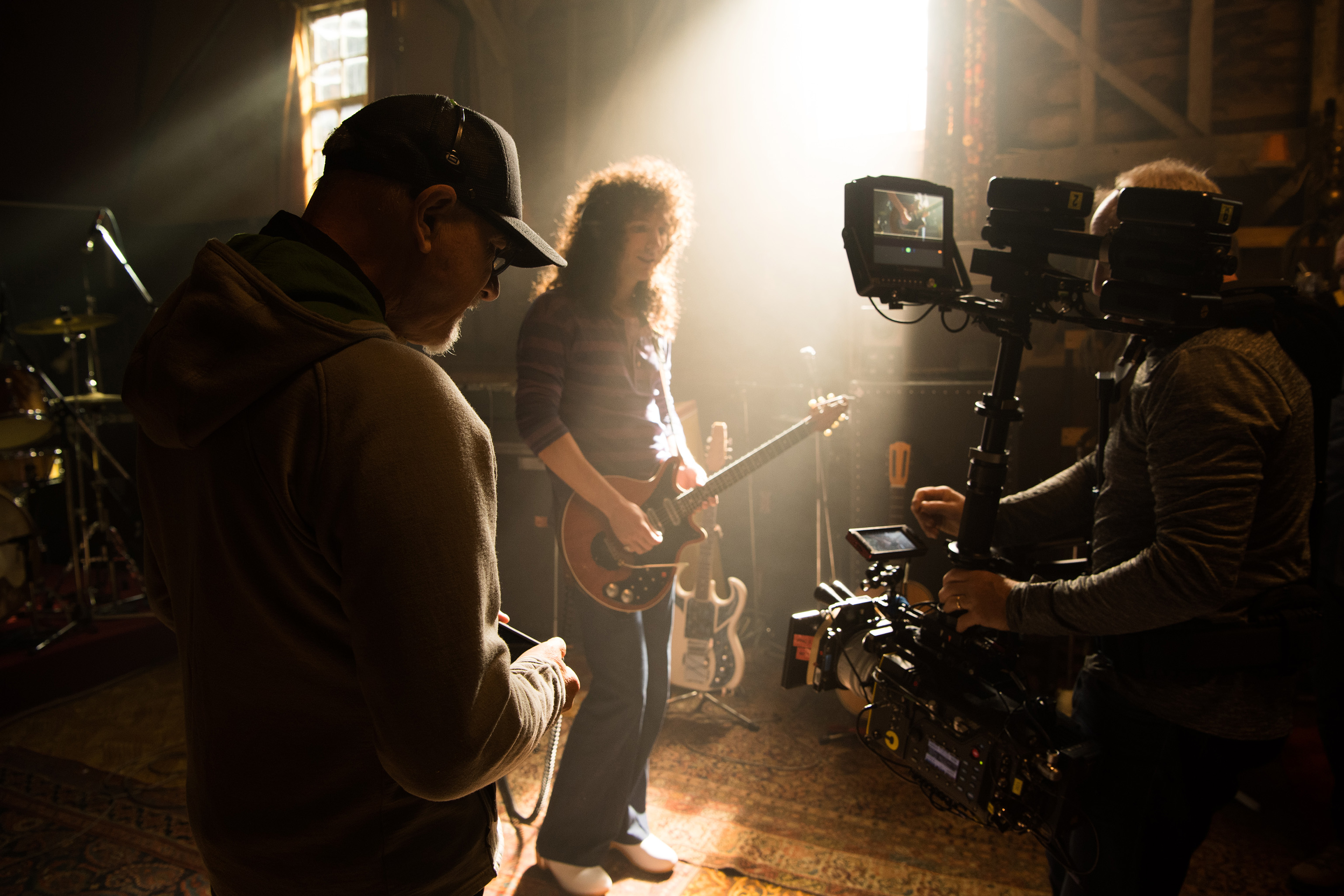 """Bohemian Rhapsody"" cinematographer Newton Thomas Sigel"