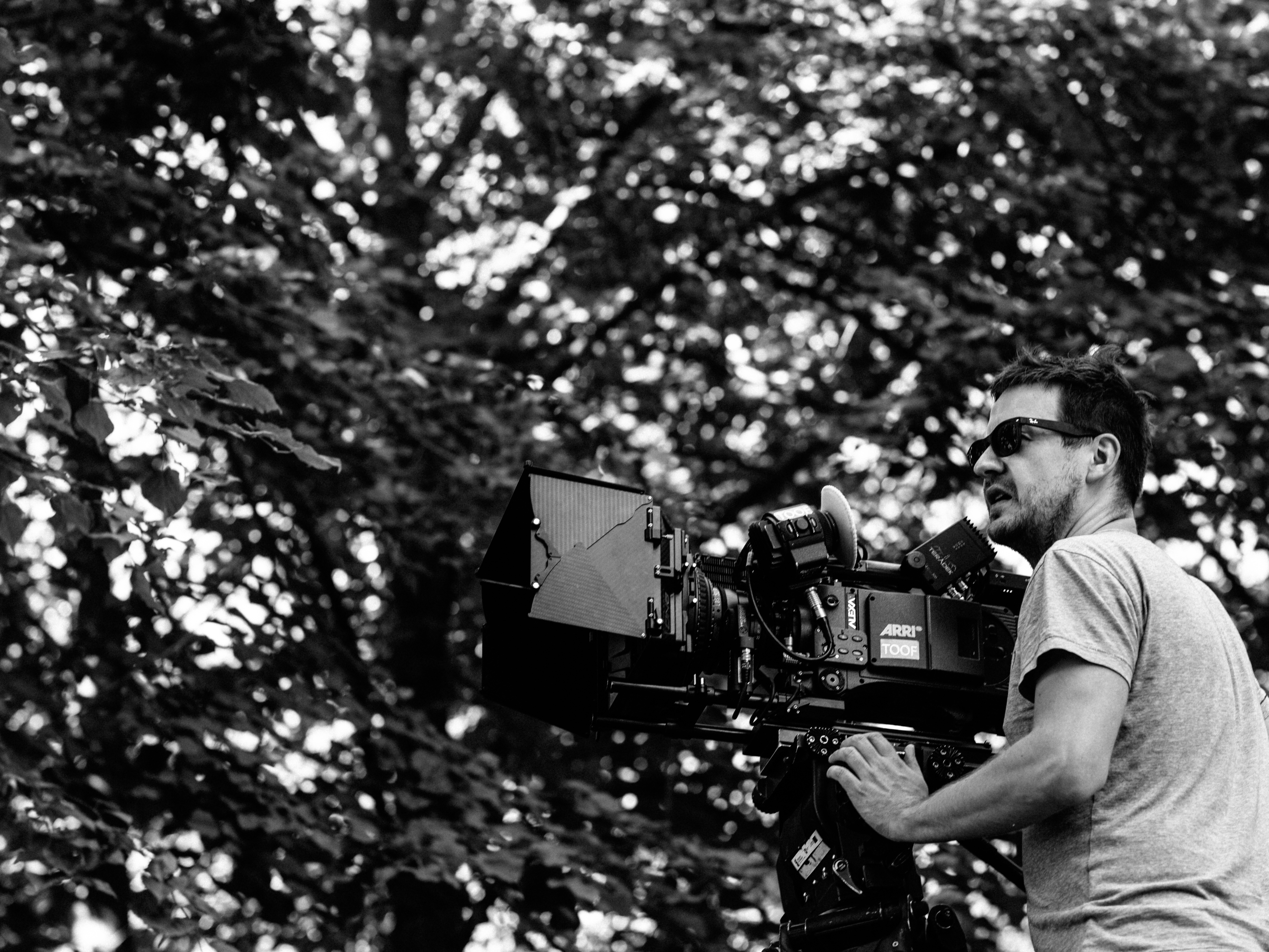 """Cold War"" cinematographer Lukasz Zal"