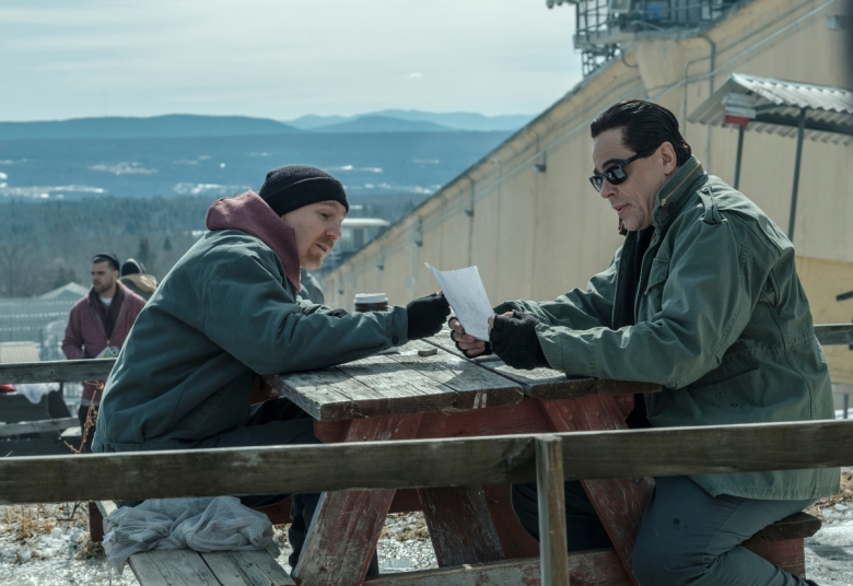 Escape at Dannemora Paul Dano Benicio del Toro