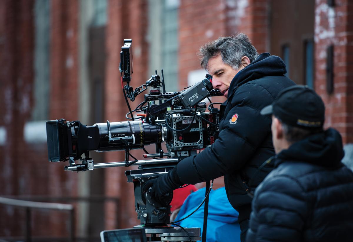 Escape at Dannemora Ben Stiller director directing