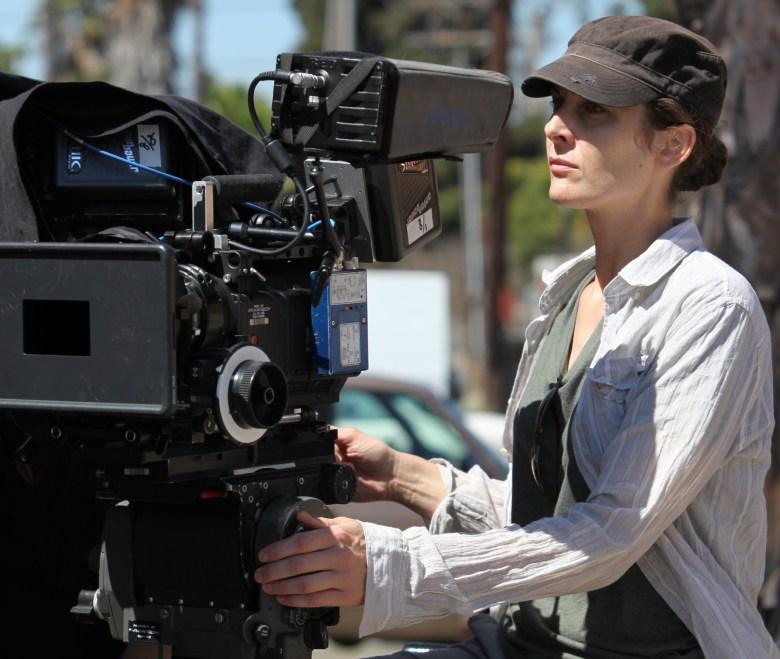 """""""Destroyer"""" cinematographer Julie Kirkwood"""