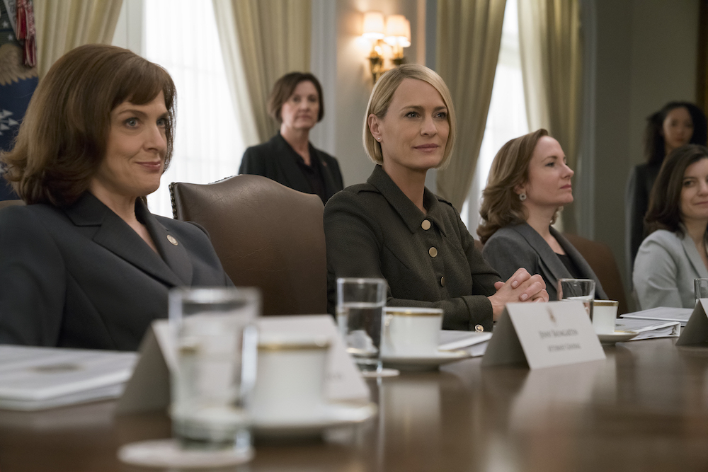 'House of Cards' Has a Ludicrous Ending That Resolves Nothing — Except What Netflix Really Values in 2018