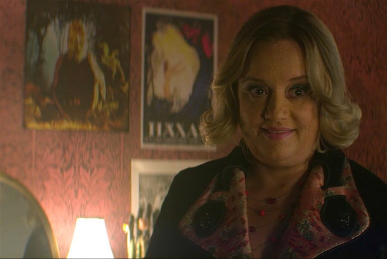 "Lucy Davis, ""Chilling Adventures of Sabrina"""