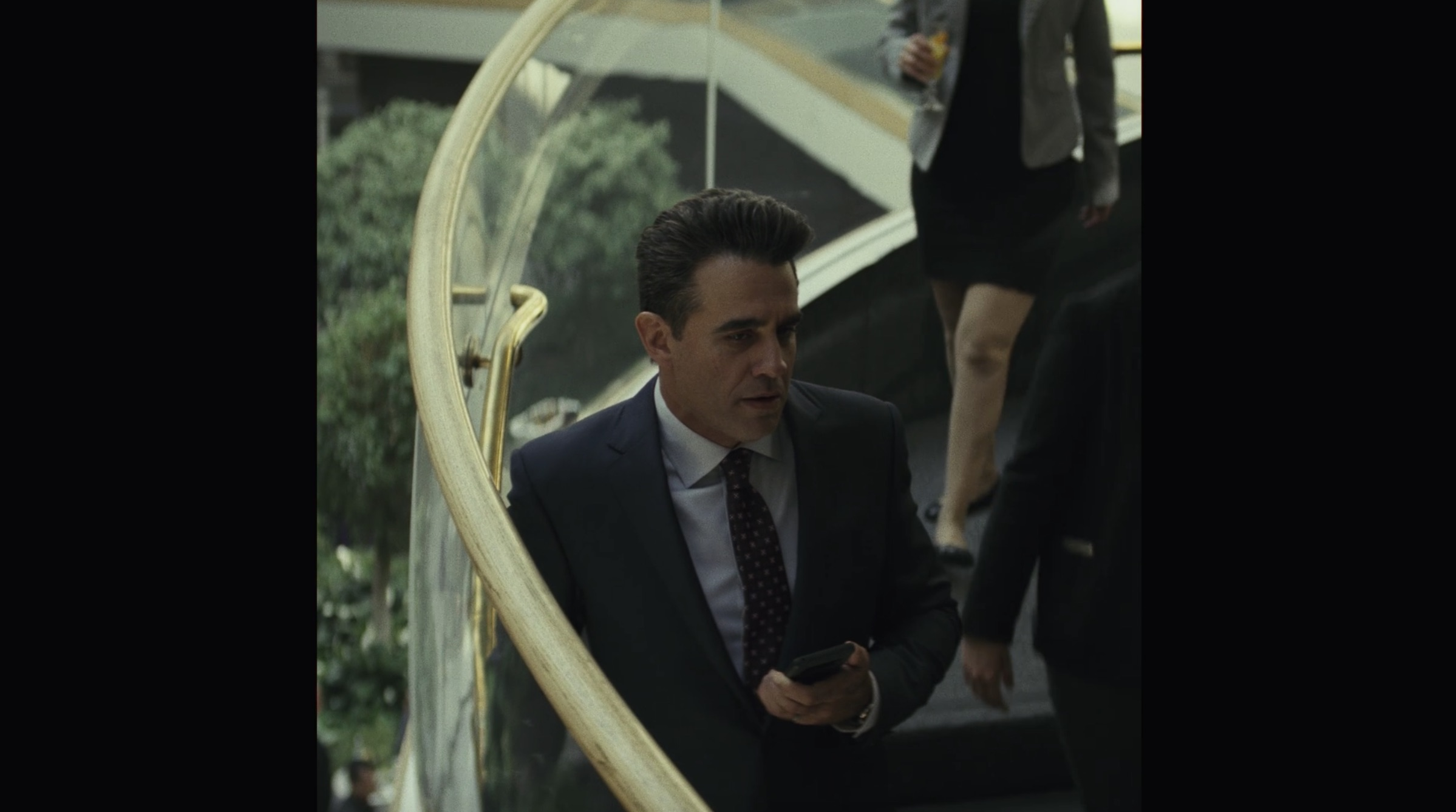 Homecoming - Bobby Cannavale Vertical Framing