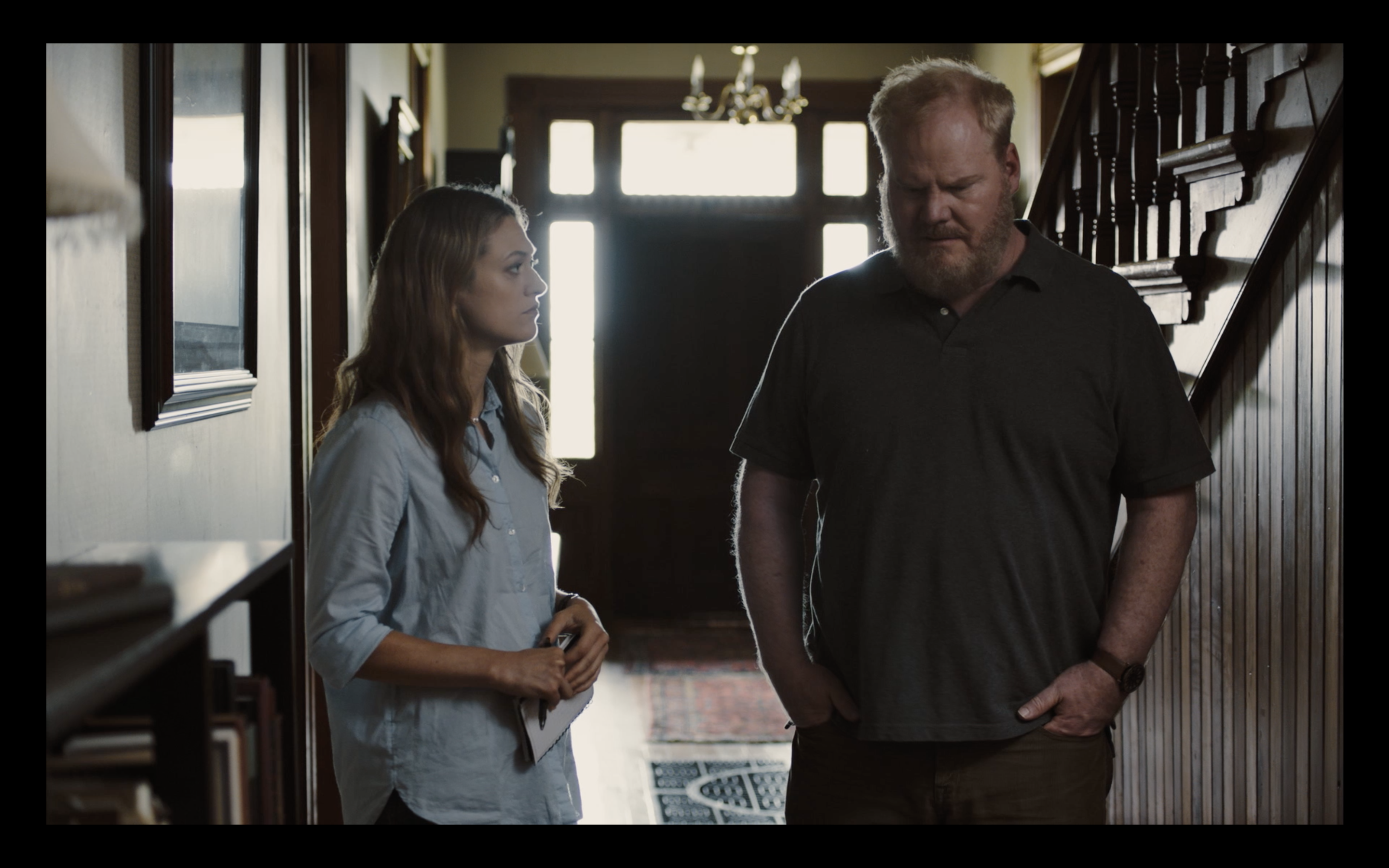 'Light From Light' Trailer: Jim Gaffigan and Marin Ireland Are Haunting in a Very Different Kind of Ghost Story