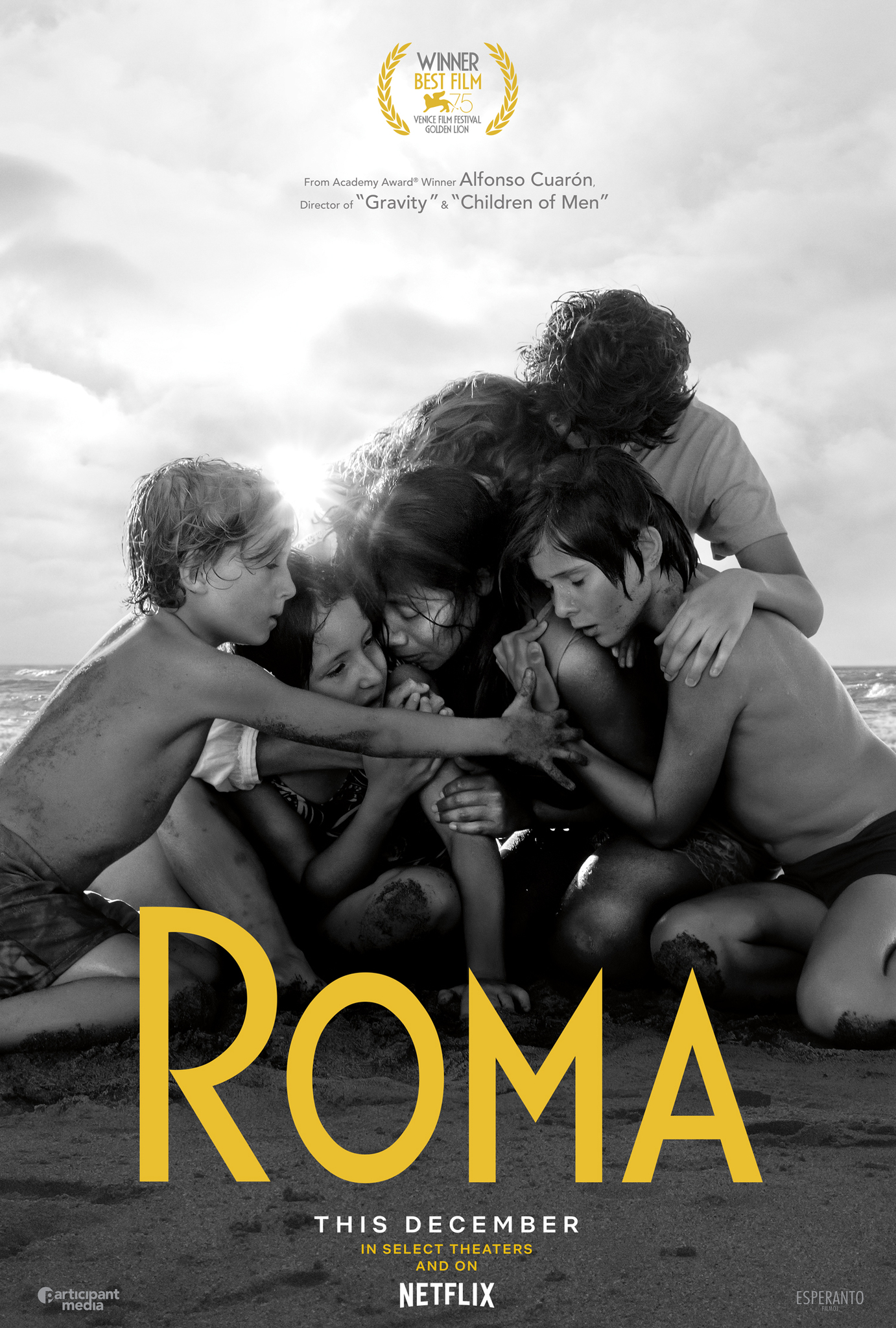 Roma Here S How Alfonso Cuaron Can Really Disrupt The Oscar Race