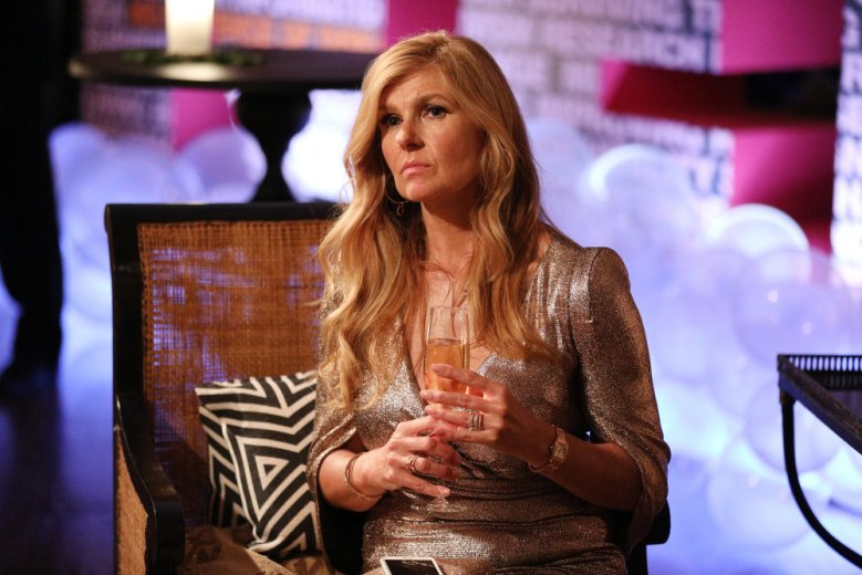 "DIRTY JOHN -- ""Approachable Dreams"" Episode 101 -- Pictured: Connie Britton as Debra Newell -- (Photo by: Jordin Althaus/Bravo)"