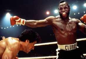 Rocky III Clubber Lang Mr T