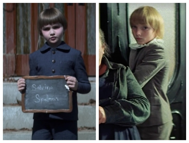 "Liam Hughes in ""Chilling Adventures of Sabrina"" and Jacopo Mariani in ""Suspiria"""