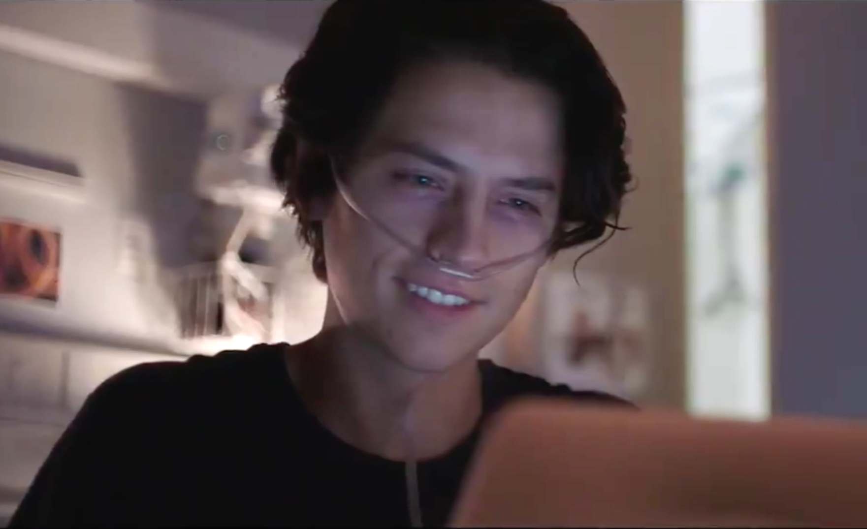Five Feet Apart Picture: 'Five Feet Apart' Trailer: Cole Sprouse And Haley Lu