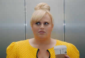 "Rebel Wilson, ""Isn't It Romantic?"""
