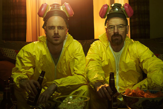 Did Netflix Just Reveal Its 'Breaking Bad' Movie by Accident?