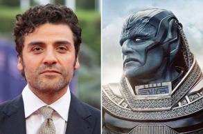 "Oscar Isaac and ""X-Men: Apocalypse"""