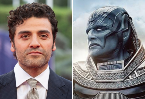 "Oscar Isaac and ""X-Men: Apocalypse"""