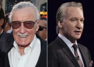 Stan Lee Team Fires Back at Bill Maher for 'Disgusting' Remarks on Grieving Fans