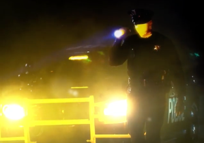 'Watchmen' Motion Photos Tease Mysterious Yellow Police Force in HBO's New Series