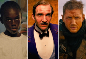 """Moonlight,"" ""Grand Budapest,"" ""Mad Max"""