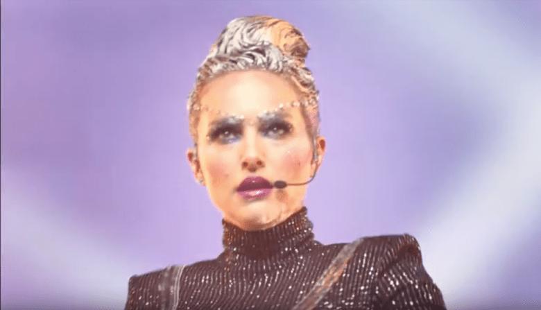Mp3 Download Another Day Lux: 'Vox Lux' Trailer: Natalie Portman Belts A Sia Original