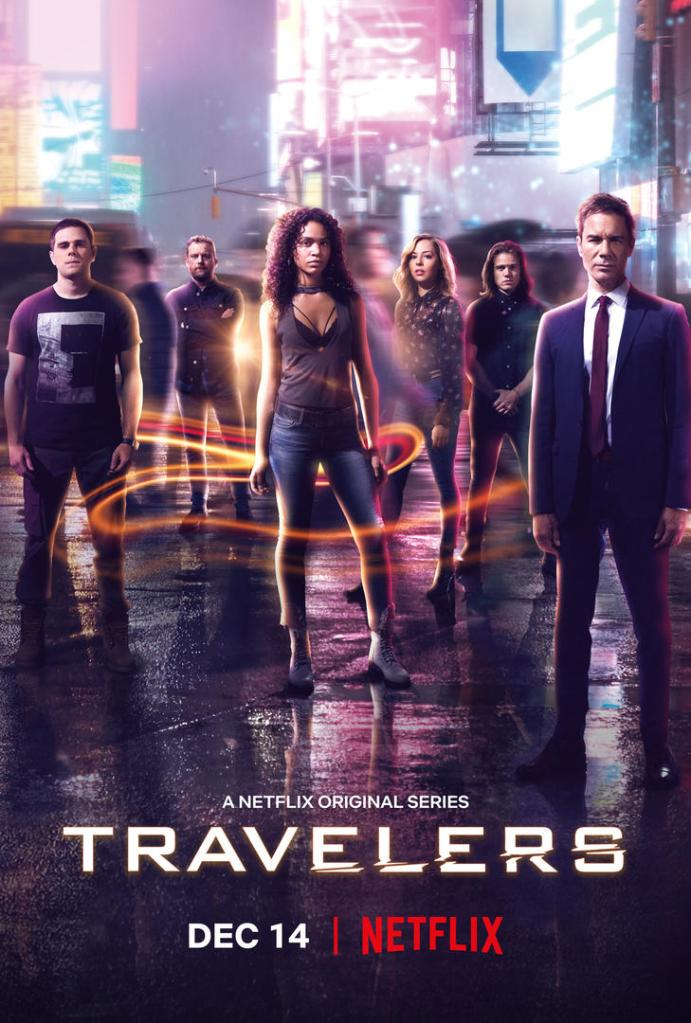 """Travelers"" Season 3"