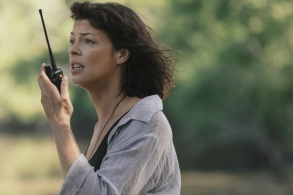 Pollyanna McIntosh as Jadis/Anne - The Walking Dead _ Season 9, Episode 5 - Photo Credit: Jackson Lee Davis/AMC