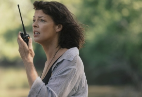 Pollyanna McIntosh as Jadis/Anne- The Walking Dead _ Season 9, Episode 5 - Photo Credit: Jackson Lee Davis/AMC