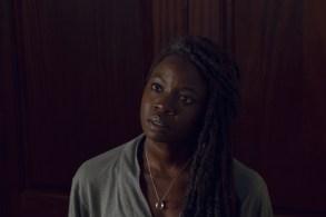 Danai Gurira as Michonne- The Walking Dead _ Season 9, Episode 6 - Photo Credit: Gene Page/AMC